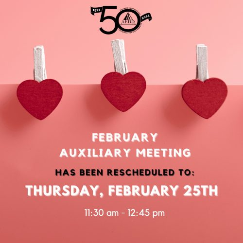 Feb Auxiliary Meeting